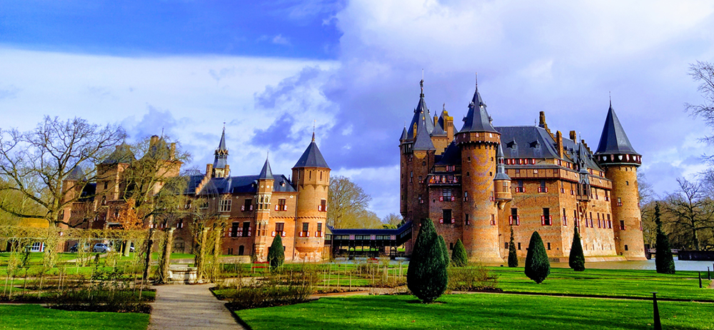 Day Trips from Amsterdam: Dutch Castles