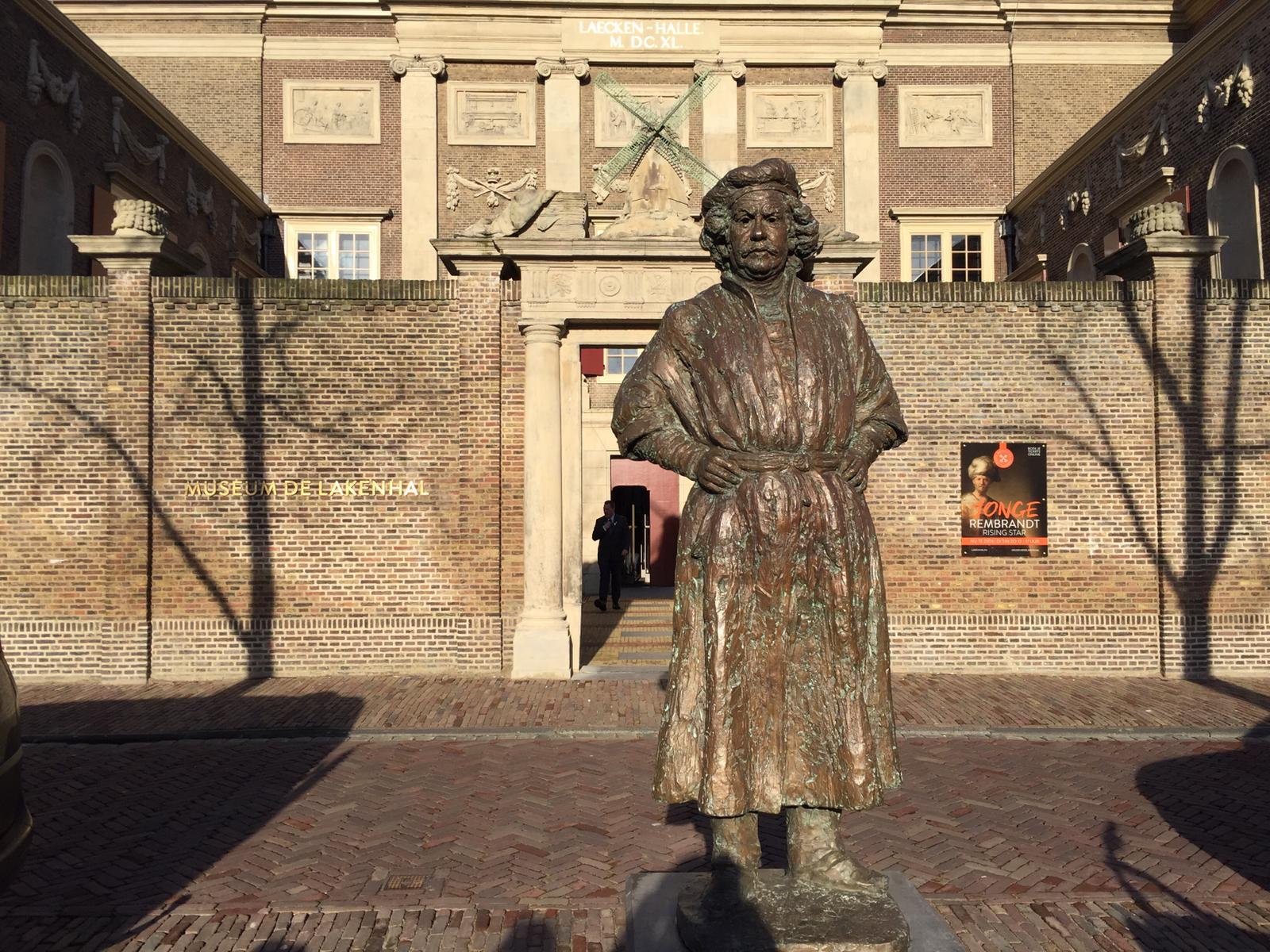 Day Trip from Amsterdam: Rembrandt & Leiden