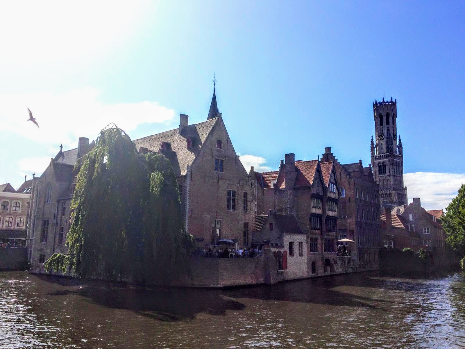 Day Trip from Amsterdam: Bruges, Brussels and Antwerp