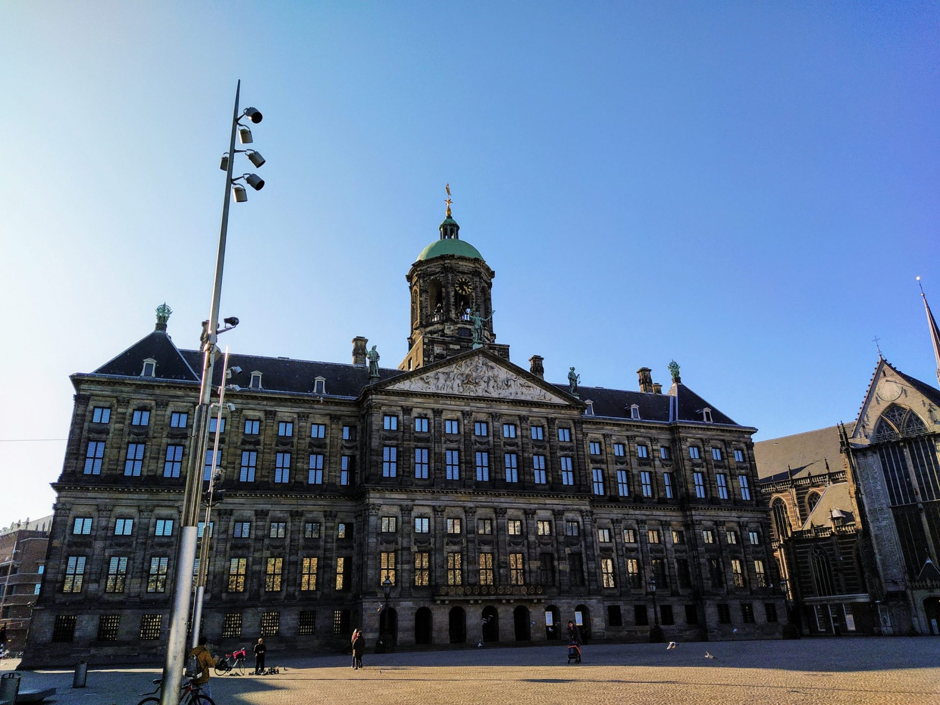Amsterdam Museum Tour: Royal Palace